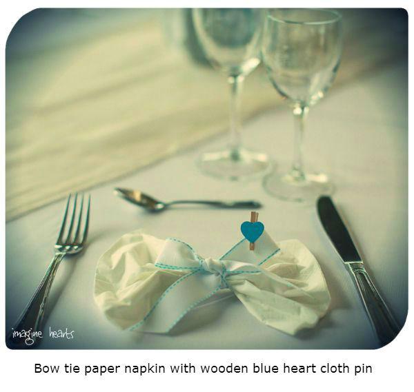 boe tie paper napkin 1