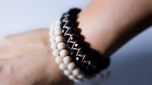 bracelet macrame 1